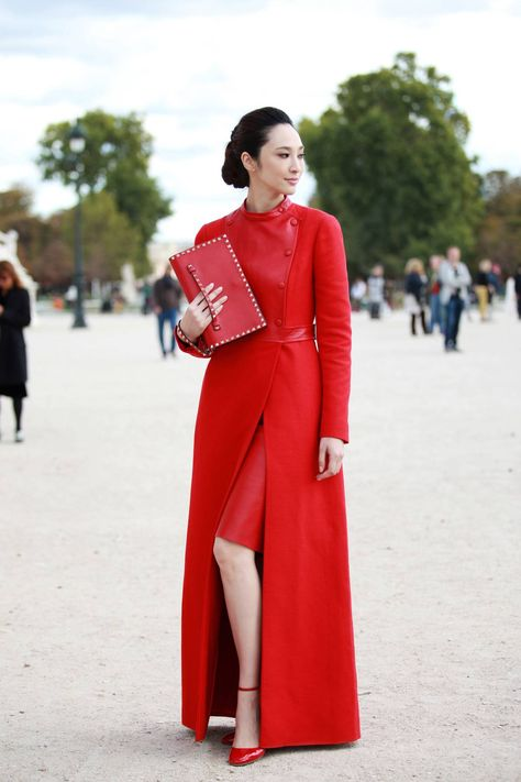 Street Style Looks From Paris - The Cut