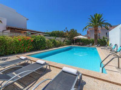 Villa Can Pastilla Palma De Mallorca Kann Pastilla Outdoor Dekorationen Ferienwohnung Und Ferienhaus