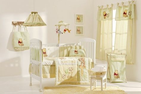 Girl Winnie The Pooh Crib Bedding Off 51, Pink Winnie The Pooh Baby Bedding