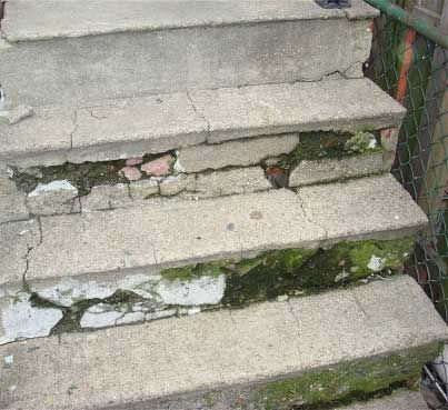 How To Repair Cracked Concrete Steps In 2020 Repair Cracked