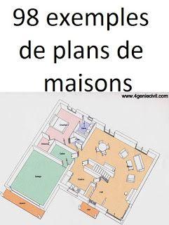 Plan Maison 4 Chambres Maisons Mca 7