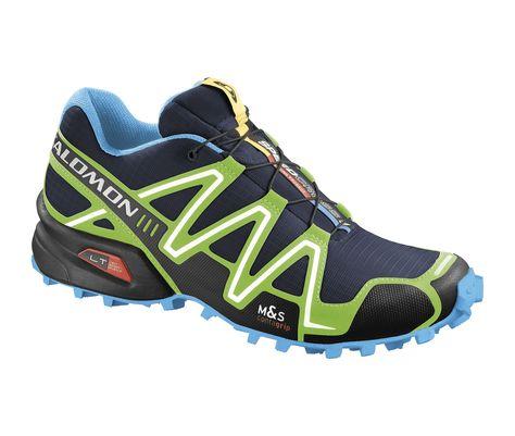 Coupons Salomon Xtrail Womens Hiking Shoes Speedcross 3 Cs