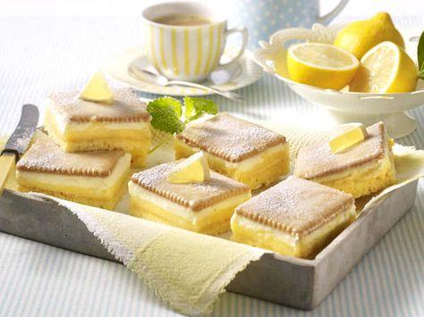 Zitronenschnitten - Schritt 9: