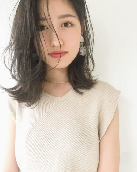 40代髪型 おすすめ ミディアム ヘアカタログ Lala ララ 30代