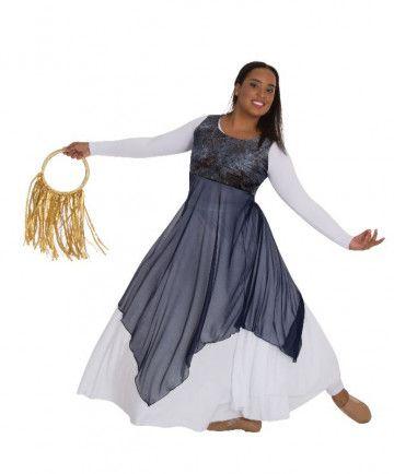 Body Wrappers 650 Sparkle Velvet Tunics Praise Dance Garments Dance Garments Dance Dresses