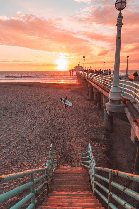 Sun, surf and solitude: a quiet side of LA – in pictures | Travel | The Guardian
