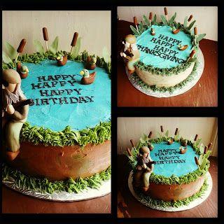 Duck Dynasty cake ~ Second Generation Cake Design