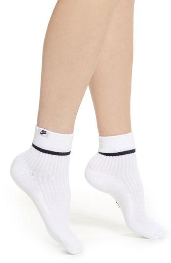 6aa27078eeeb4 New Nike 2-Pack SNKR Sox Essential Ankle Socks - Fashion Women ...