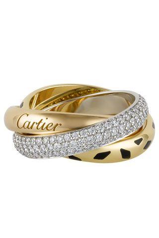 Trinity de Cartier, actualizado.                                                                                                                                                      Más