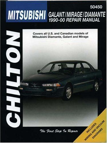 Mitsubishi Galant PDF Service, Workshop and Repair manuals, Wiring
