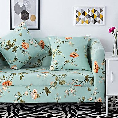 31 24 2019 New Stylish Simplicity Print Sofa Cover Stretch Couch