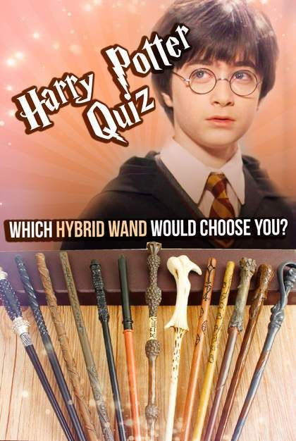 Harry Potter Quiz Which Hybrid Wand Would Choose You Harry Potter Quiz Harry Potter Life Quiz Harry Potter Wand Quiz