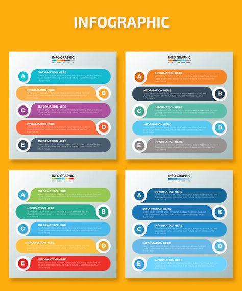 Step Infographics Design