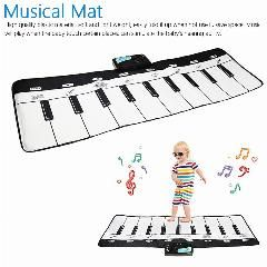 37 Off Play Floor Piano Kid Stepping Toys Electronic Music
