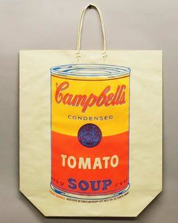 Campbell S Soup Can On A Shopping Bag 1966 Limited Edition Print Andy Warhol Andy Warhol Warhol Andy Warhol Art