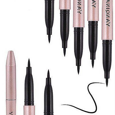 Nuevo Impermeable Belleza Maquillaje Cosmeticos Lapiz Delineador