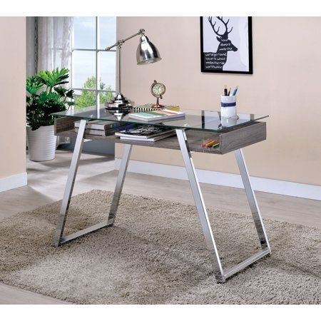 Home Contemporary Desk Home Office Furniture Furniture