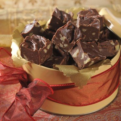 The reviews are in! This five-star recipe makes an unforgettably delectable holiday gift – one family, friends, and coworkers won't soon forget. And with easy variations, you can make milk chocolate, butterscotch, or peanutty chocolate fudge.