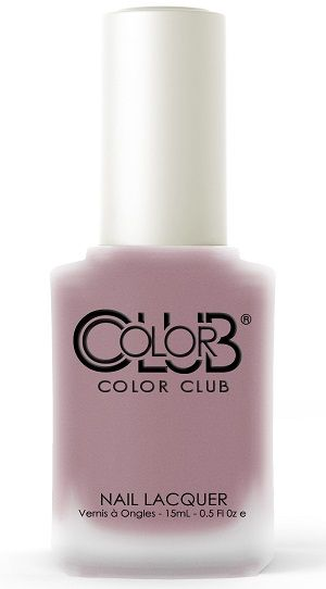 Color Club Special Delivery Matte Nail Polish Ls66 Nail Polish