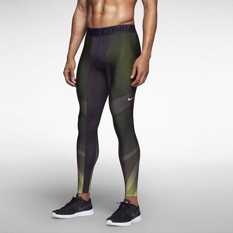 7b610d9230 Nike Pro Hyperwarm Dri-FIT Max Chameleon Compression Men's Tights. Nike  Store