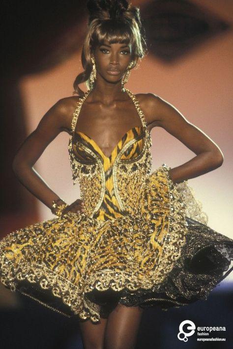 Gianni Versace s/s 92