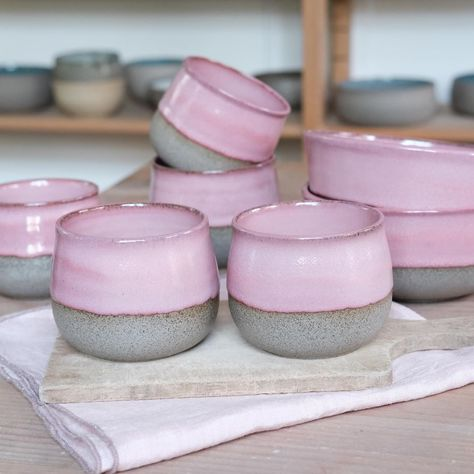Glazes For Pottery, Pottery Mugs, Ceramic Pottery, Pottery Art, Painted Pottery, Thrown Pottery, Slab Pottery, Glazing Techniques, Ceramic Techniques