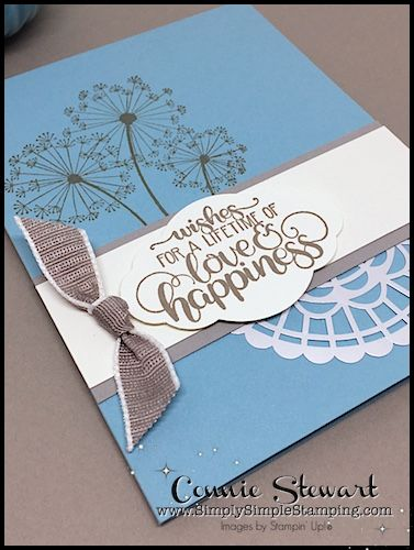 This Step By Step Cardmaking Tutorial Will Teach You How To Make A Handmade Wedding Card That Doubles As Anniversary Cards Simple Cards Handmade Cards Handmade