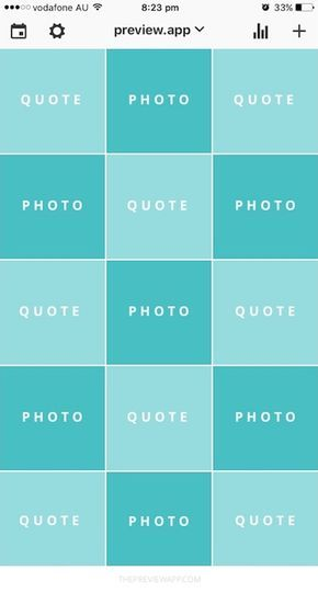 9 Types Of Instagram Grid Layouts Planner Tips With Images