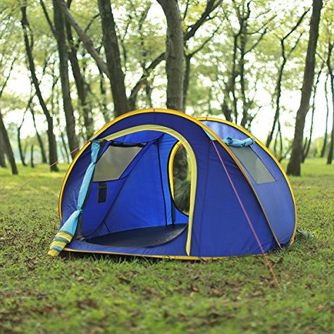 pop up tent with fly sheet