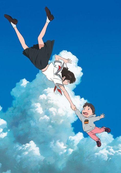 Mirai no Mirai, le nouveau Film de Mamoru Hosoda  - le Dojo Manga