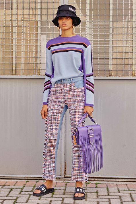 Versus Versace Resort 2018 Fashion Show Collection