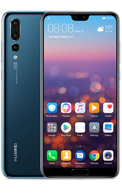Huawei P20 Pro Blue Mobilephones Handys With Images Smartphone Best Android Smartphone Smartphone Gadget