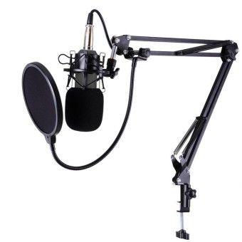 Review Bm 800 Studio Live Streaming Broadcasting Recording