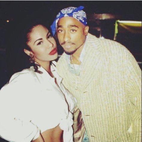 Selena and tupac Wish this was real