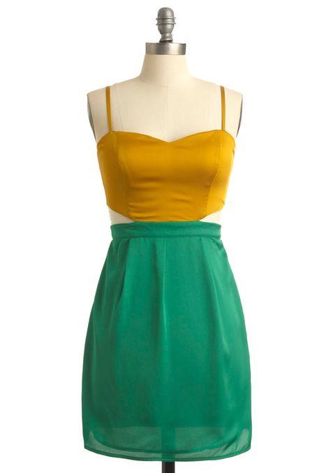 gleam come true dress - modcloth