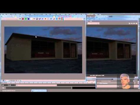 maya and vray integration rendering exterior dome light
