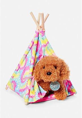 Pet Shop Tent Justice Toys Christmas Unicorn Pet Shop