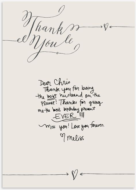 free printable thank you note cards.  Love the font