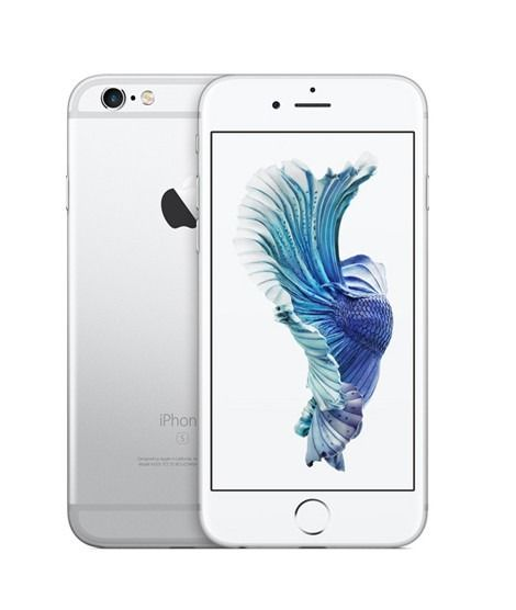 Apple Iphone 6s 32gb Silver Apple Iphone 6s Plus Apple Iphone 6s Iphone