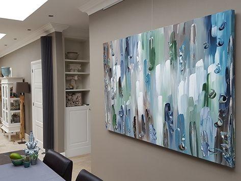 List of schilderij woonkamer groot abstract ideas