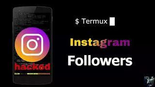 Cara Menambah Followers Instagram dengan Termux Android | Tips Trick