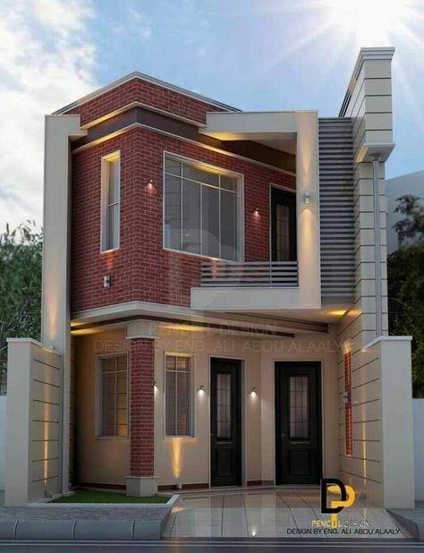 Épinglé par KingHM♥♥♥ARCHITECTURE♥♥HVAC♥♥DECO♥♥♥ sur Architecture | Façade maison moderne, Plan ...