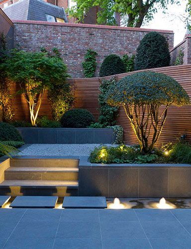 Awesome Garden Lights For Your Sweet Backyard Houses