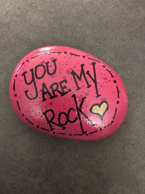 20+ Fascinating Painted Rocks Quotes Design Ideas