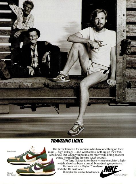 terra trainer, ad, advertising, nike, archives, shoes