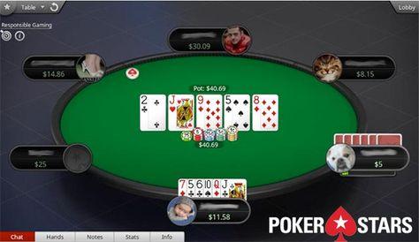 Онлайн казино покер старс клиент продаем игровые автоматы