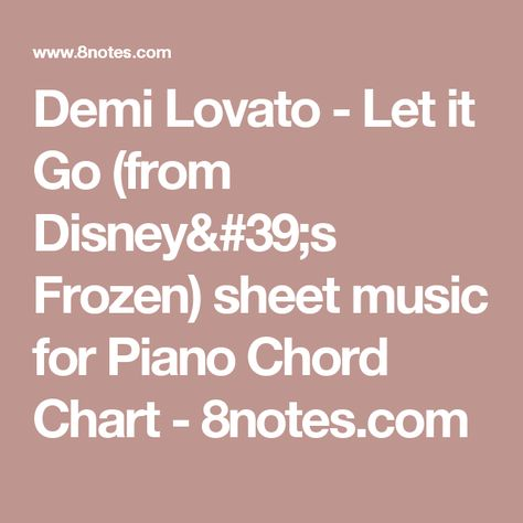 List Of Pinterest Chords Piano Disney Pictures Pinterest Chords