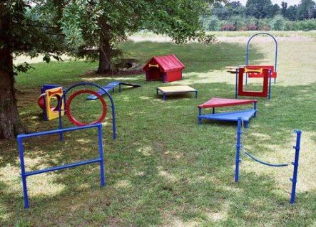 32 Ideas For Diy Dog Playground Equipment In 2020 Dog Playground Puppy Playground Dog Park