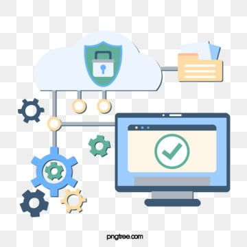 Computer Network Information Security Network Information Security Png And Vector With Transparent Background For Free Download Computer Network Networking Galaxy Theme