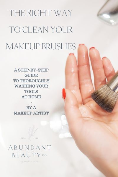 How To Clean Your Makeup Brushes In 2020 Makeup Brushes Makeup Yourself Makeup Nz